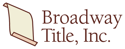 Broadway Title, Inc.