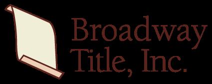 Broadway Title, Inc.